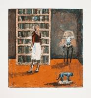 Bokhylle II / Bookshelf II