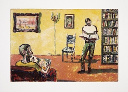 Bokhylle I / Bookshelf I